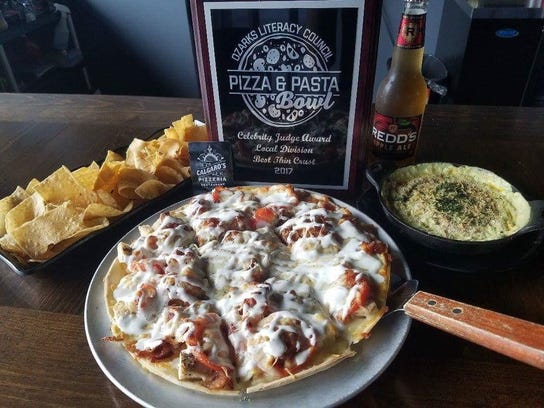 The Ozarks Literacy Council's annual Pizza and Pasta