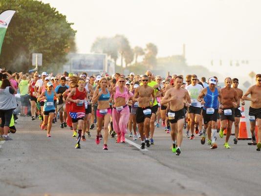 Ron Jon Cocoa Beach Half Marathon