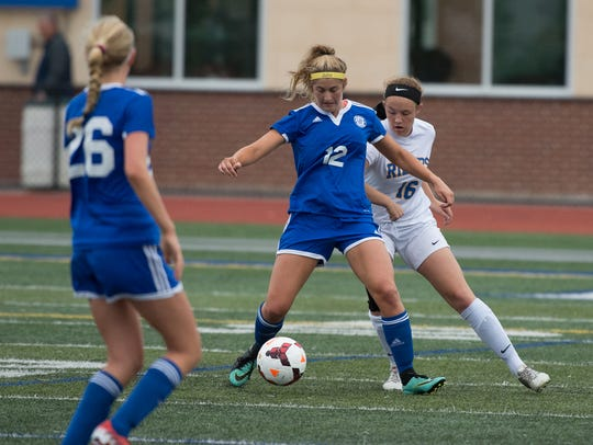 Charter of Wilmington senior Sophia Gulotti (12) is the Delaware Online Athlete of the Week for Week 7 of the spring season.