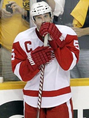 Nicklas Lidstrom was the thinking man's hockey player.