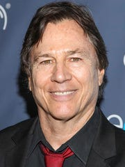 "FILE - In this Aug. 18, 2013 file photo, actor Richard Hatch arrives at the 2013 Geekie Awards at the Avalon in Los Angeles. Hatch, perhaps best known for playing Captain Apollo in the original ""Battlestar Galactica"" film and TV series, has died at age 71. A representative for the actor says Hatch died Tuesday afternoon, Feb. 7, 2017, after a battle with pancreatic cancer."