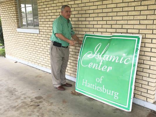 Islamic Center vandalism