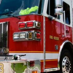 Firefighters: 8 suspicious human-caused fires set along Fourth Street on Wednesday night