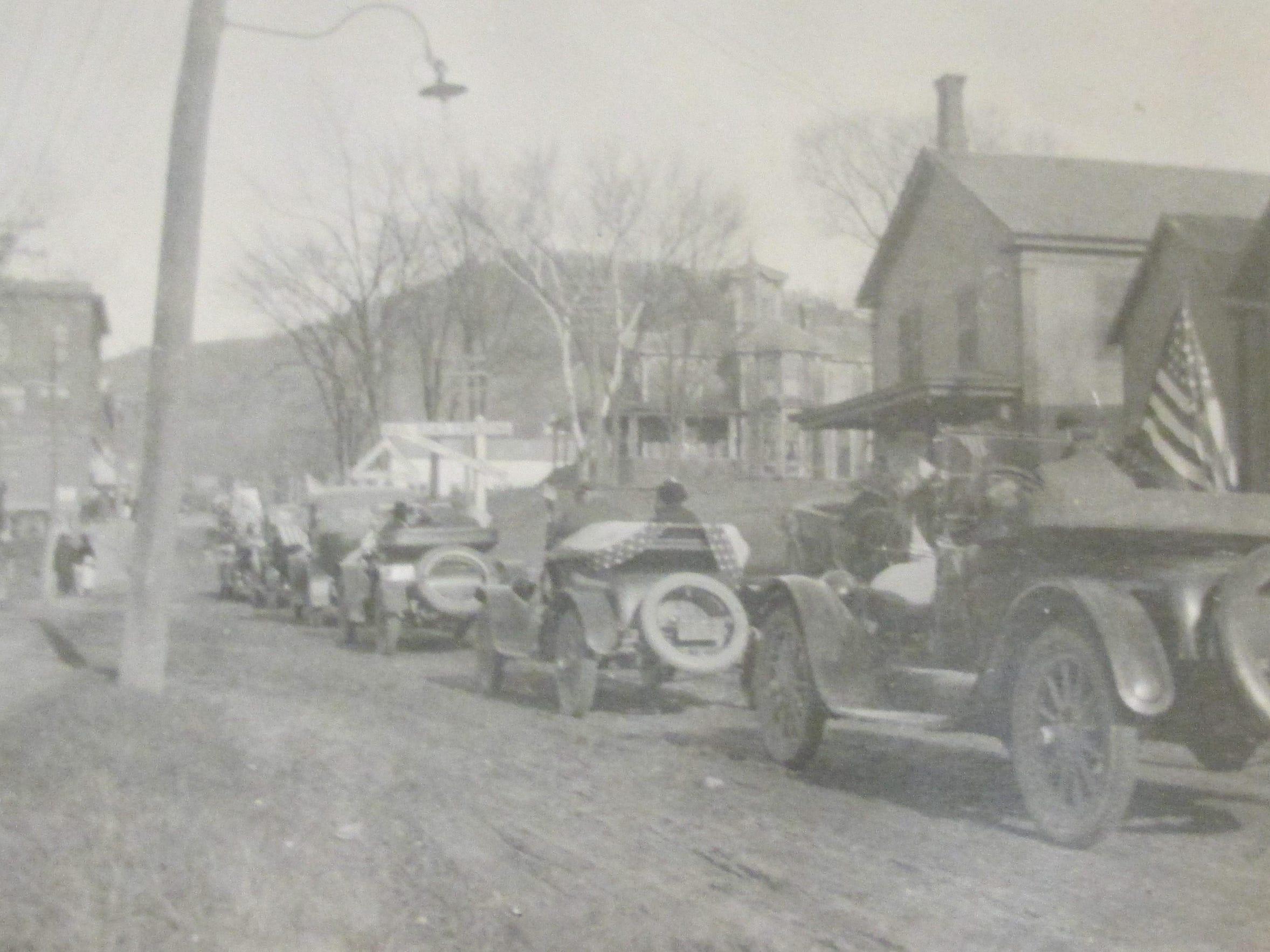 3. Armistice Day - November 11, 1918