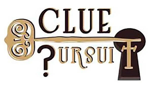 Clue Pursuit will donate 20% of their ticket sales to Lost & Found this weekend.