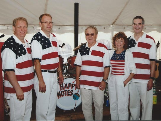 Norm Dombrowski's Happy Notes will performing on the