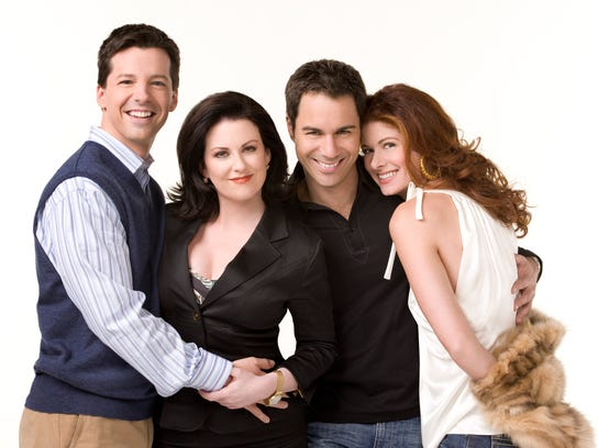 'Will and Grace' cast