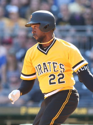 Andrew McCutchen is one of 62 African American players in MLB.