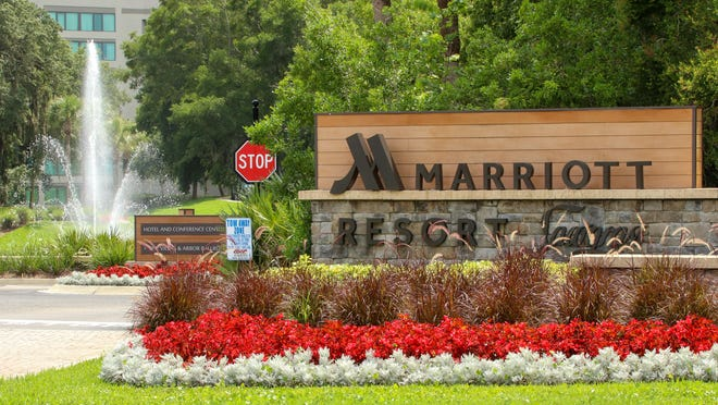 The Sawgrass Marriott Golf Resort & Spa is one of the many hotels and resorts in Ponte Vedra Beach and St. Johns County that may benefit from the Republican National Convention being held in Jacksonville.