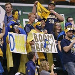 DAY 1: Pacers Superfan Package