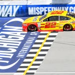 NASCAR: Joey Logano looks to rebound from slow start to 2017 at MIS