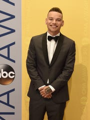 Kane Brown performs at Mid-Hudson Civic Center on April 14.