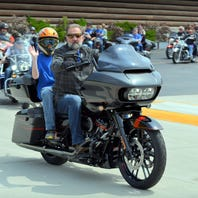 Oconto youth on 15th annual Jerry Parins 'Cruise for Cancer'