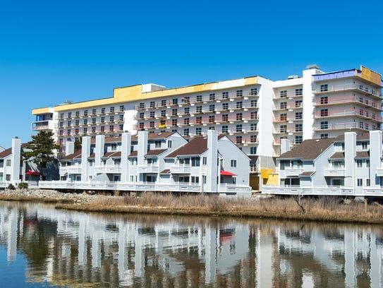 Construction of Residence Inn – Marriott in Ocean City