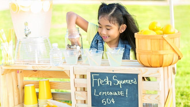 What's more refreshing than an ice-cold glass of lemonade in the summer? Teaching kids to make this classic drink could inspire them to start their first business.
