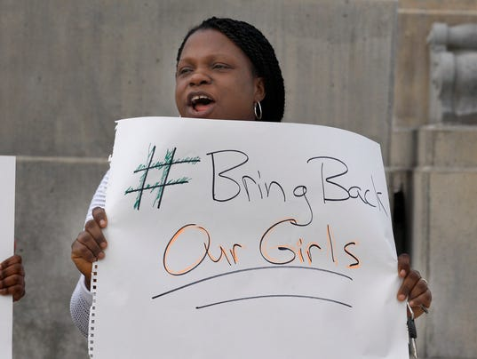 Your Say 0511 AP Utah Nigeria Kidnapped Girls