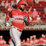 UL first baseman Pinero plays with passion