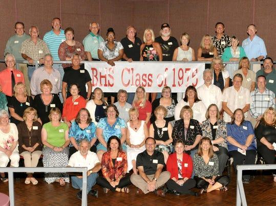 BHS Class of 1975 Reunion