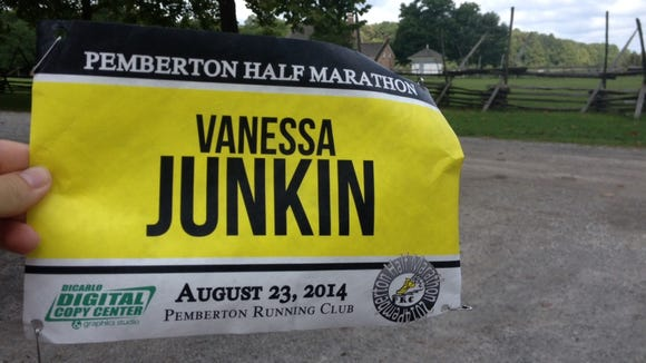 Pemberton Half Marathon