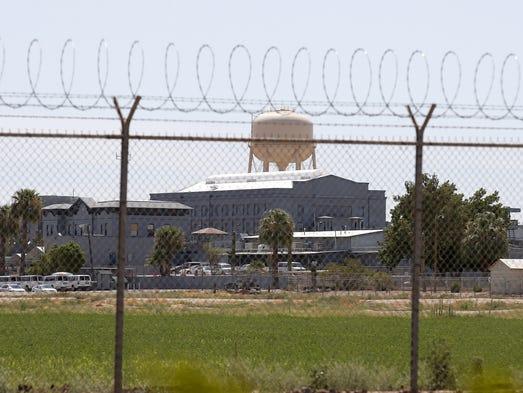 Arizona has more than 100 inmates on death row at a