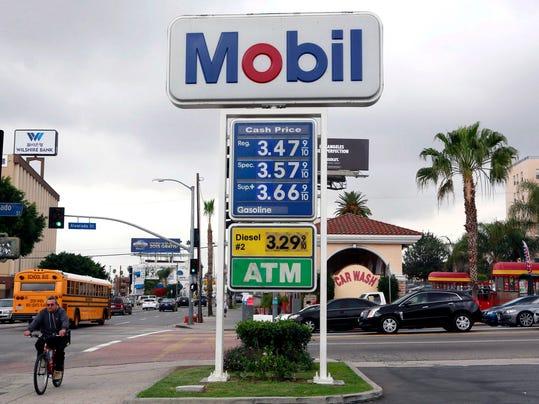 Gas Prices California