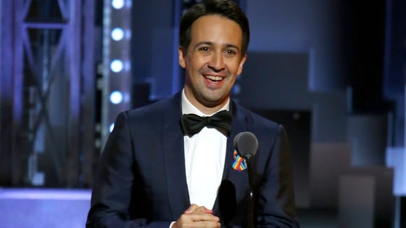 Can't get 'Hamilton' tickets? Lin-Manuel Miranda has