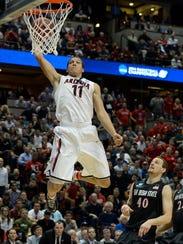 USP NCAA Basketball_ NCAA Tournament-West Regional_002
