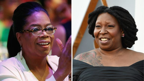 Whoopi Goldberg about glamor: Yes, you look at me Well, how can a star look like that 33