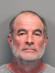 A photo of Mark Constantino, 53, taken by the Washoe