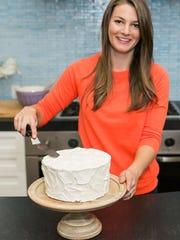 Miss Jones Baking Co. founder Sarah Jones Garibaldi,