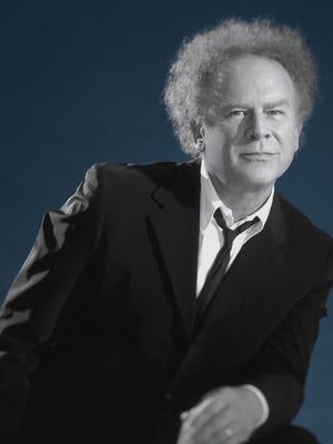 Art Garfunkel performs at the Pabst Theater Friday.