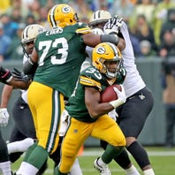 Backfield battle shaping up as Packers' most intense at training camp