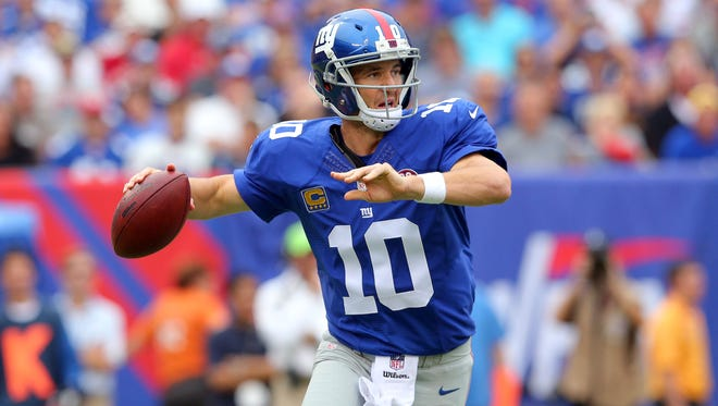 Giants quarterback Eli Manning and the New York offense finally got on track last week.