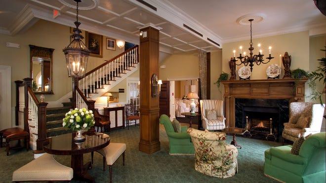 The Bernards Inn is a historic Central Jersey hotel.