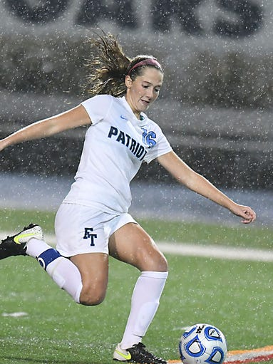 Girls Soccer Group 4 final between Freehold Twp and