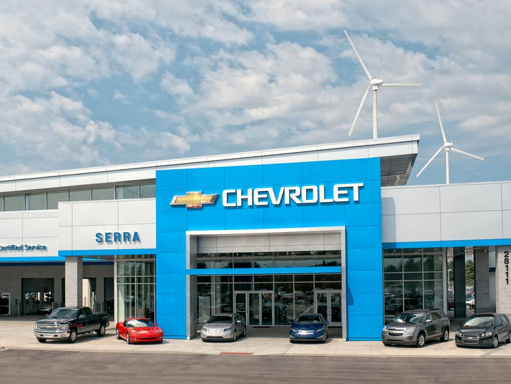 $500 OFF the purchase of a new Chevrolet Buick or GMC