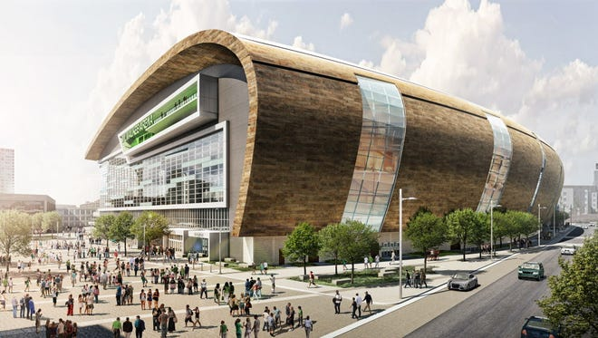 With six enclosed loading docks and more lower bowl seats than at the Bradley Center, the Milwaukee Bucks leadership expect its forthcoming arena to be a big contender for tours.