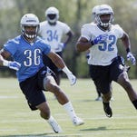 Detroit Lions open rookie minicamp on Friday