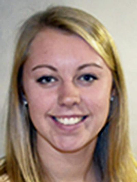 Juniata College tennis player Tori Gray (Central York) Submitted