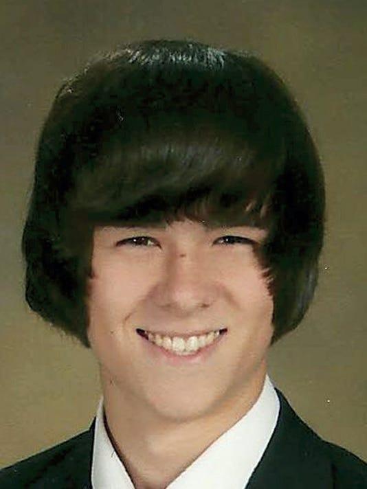 Matthew Gerstenberg of Jonestown graduates from George Washington University. Submitted