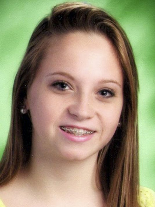 Ashlyn N. Stambaugh, 17, of York, passed away Sunday, March 29, 2015, from injuries sustained in an automobile accident. Submitted