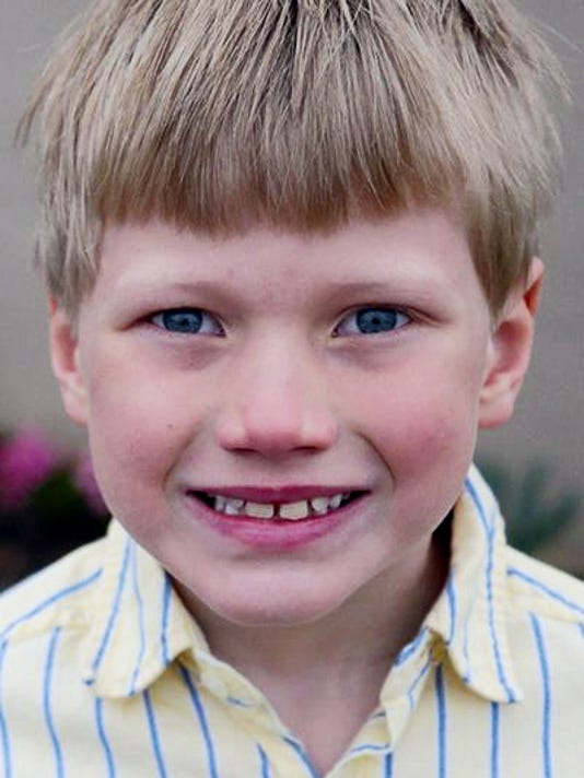 Emory A. Henz: celebrates his eighth birthday today, May 5. He is the son of Brian and Donna Henz of Hopewell Township and the grandson of Edna and the late John Bull of New Freedom and Kevin and Linda Henz of St. Cloud, Minn. He is a student at Stewartstown Elementary School in the South Eastern School District. Submitted