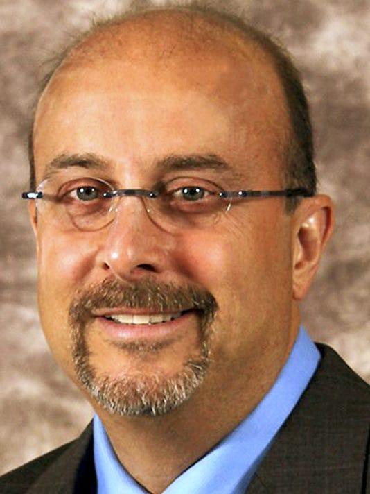 Dr. Glenn S. Corbin, President of Wyomissing Optometric Center. Submitted