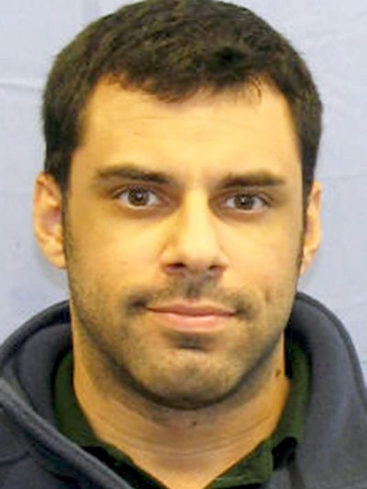 Marcus Burns, age 30, of Lancaster was sentenced Tuesday for using a hidden camera in a boys bathroom to spy on Milton Hershey School students.