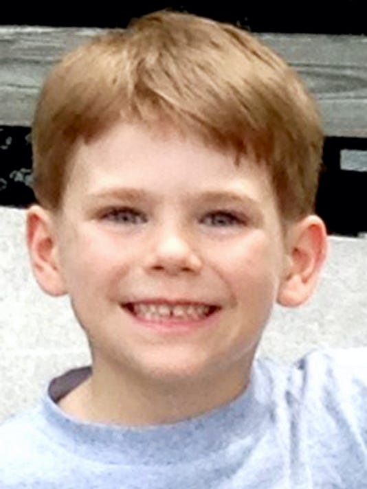 Alec Tyler Baublitz: Son of Chris and Emilie Baublitz of Hanover, and grandson of Lori Baublitz of Hanover, Steve and Tracie Hreha of Littlestown, and Bob Baublitz of Massachusetts, turns 7 on Aug. 14.