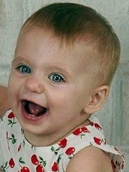Averie Rose Mary Harner: Daughter of Kevin and Amber Harner of Hanover, turns 1 on Aug. 19.
