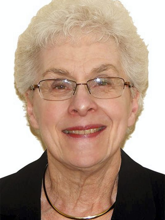Ellen Arnold, newly elected Cornwall Manor trustee. Submitted