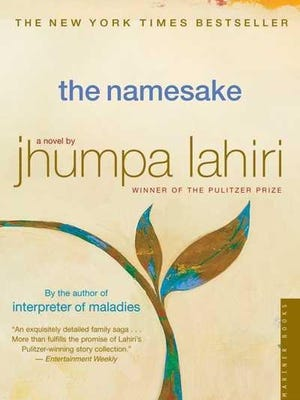 """The Namesake"" by Jhumpa Lahiri"