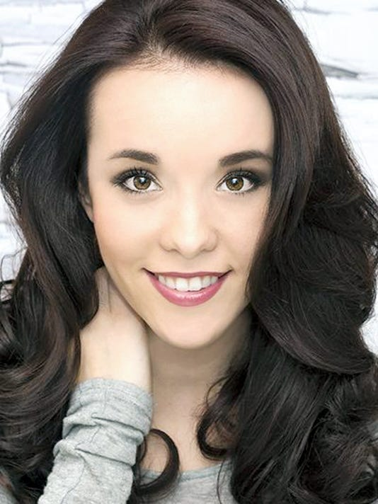 """Amanda Smith, the reigning Miss Pennsylvania, will be coming to Lebanon County this summer as Ariel in Gretna Theatre's production of """"The Little Mermaid."""""""