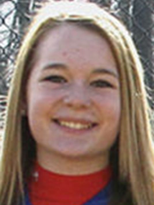 2014 Spring All-Star, Softball, Division II, Hayley Norton, Spring Grove, player of the year Submitted